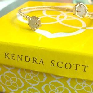 Kendra Scott Drusy Cuff Bracelet